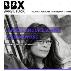 barbieturix.com, octobre 2013