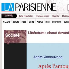 Le Parisien, octobre 2013