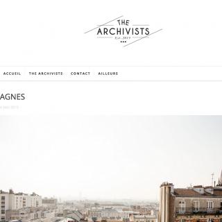 thearchivistsblog.com, mai 2015