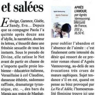 L'Express, novembre 2013