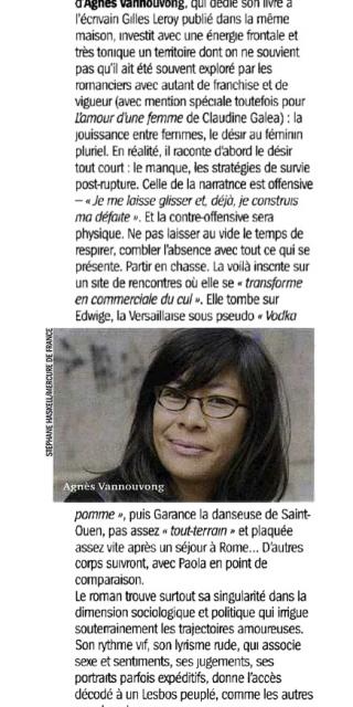 Livres Hebdo, mai 2013