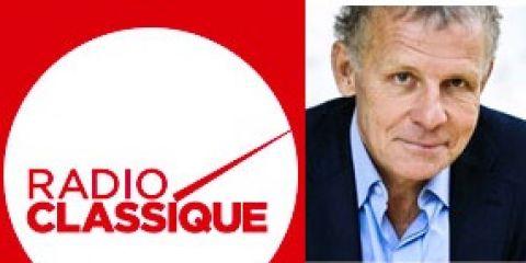 Radio Classique (Entretien avec PPDA), 14 juin 2016